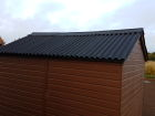Bitumen Shed Roofing instead of Roofing Felt